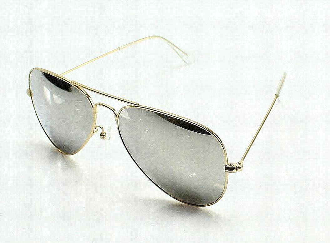 cf663f414bc AQS James Aviator Sunglasses - Walmart.com