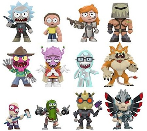 FUNKO MYSTERY MINI: Rick & Morty