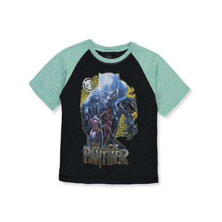 Black Panther Boys' T-Shirt