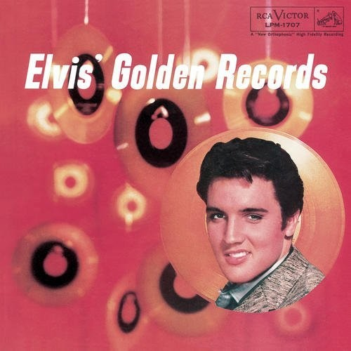 Elvis Golden Records (Vinyl)