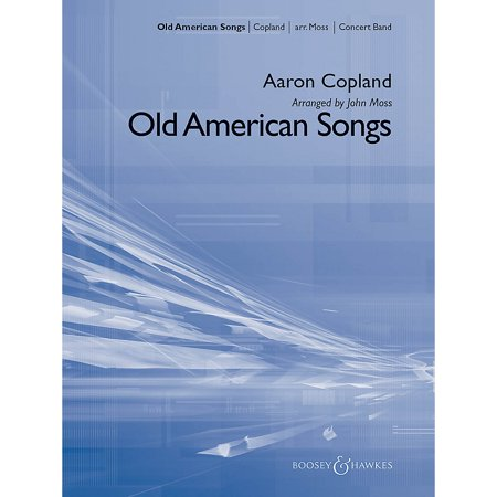 America Band Songs (Hal Leonard Old American Songs - Score Only Concert)