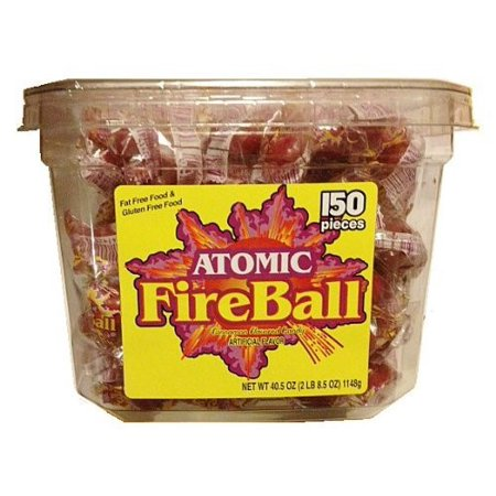 Atomic Fireball Individually Wrapped Cinnamon