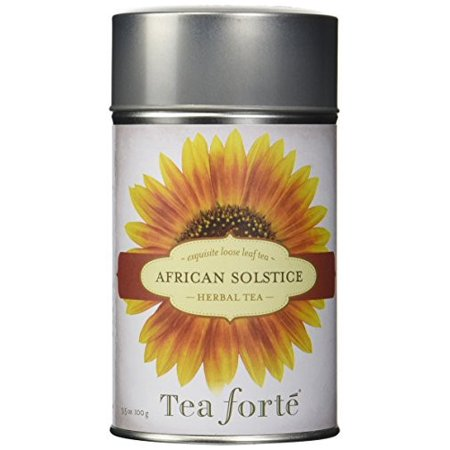 Tea Forte Loose Tea Canister-African Solstice, 3.5 Ounce, 50 servings