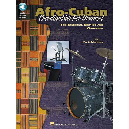 Afro-Cuban Coordination for Drumset: Private Lessons Series (Other)