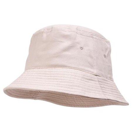62801da7d TopHeadwear Blank Cotton Bucket Hat