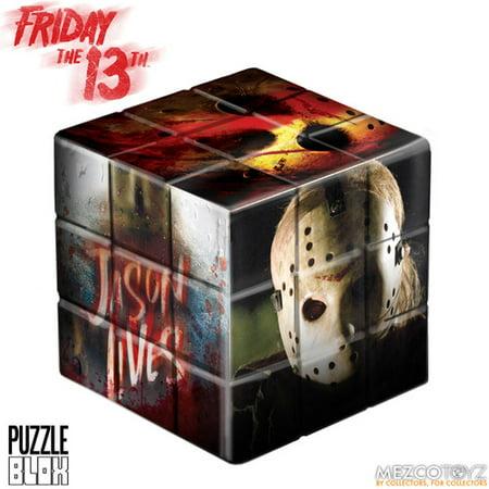 Puzzle Blox - Jason Voorhees - Jason Voorhees Boots
