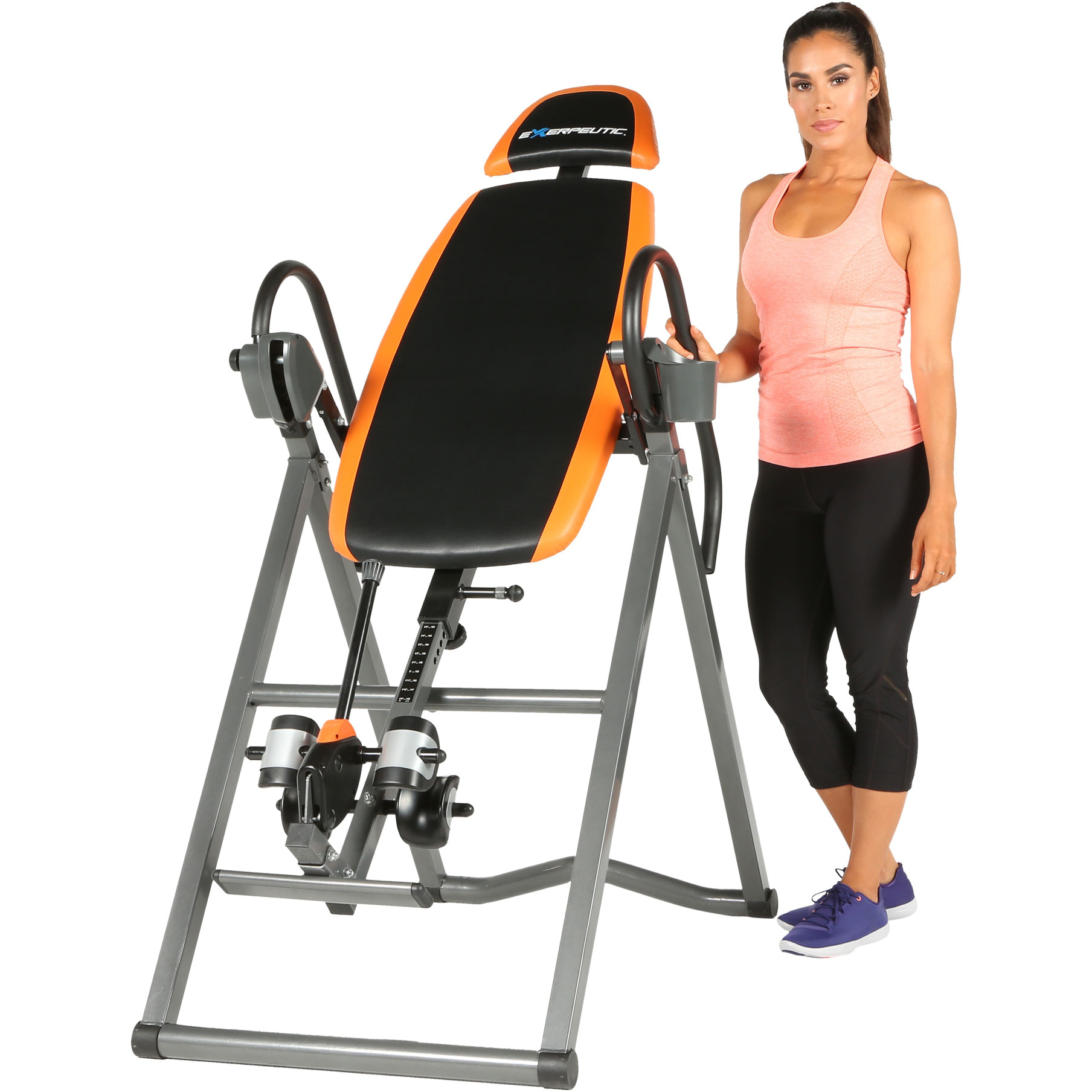 exerpeutic 275sl inversion table with the ultra safe surelock rh walmart com