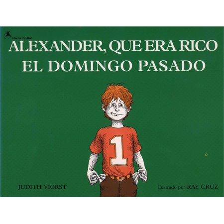 Alexander, Que Era Rico El Domingo Pasado : (Alexander Who Used To Be Rich Last Sunday)](Halloween Ideas For Sunday School)