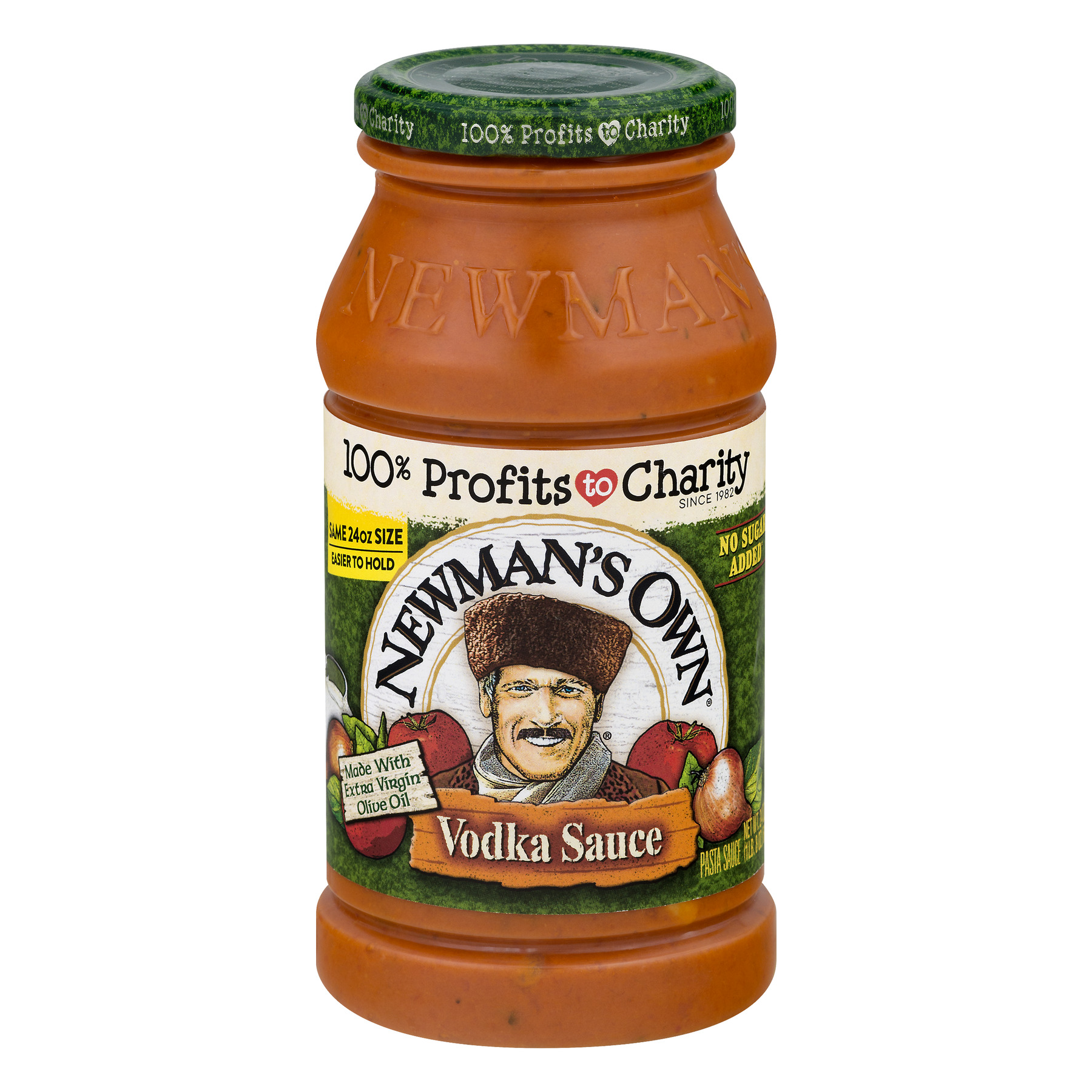 Newman's Own Vodka Pasta Sauce, 24 oz