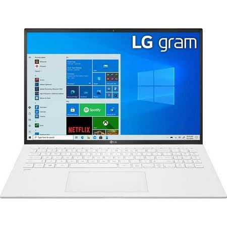 """LG gram 16"""" WQXGA 2560x1600 Intel i5-1135G7 8GB RAM, 256GB SSD Laptop"""