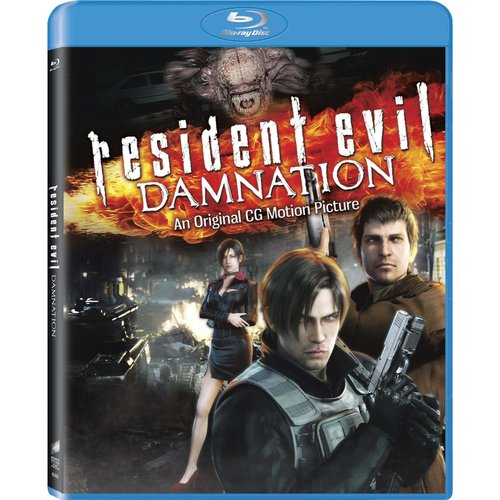 Resident Evil: Damnation (Blu-ray) (Anamorphic Widescreen)