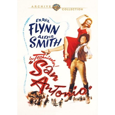 San Antonio (DVD) for $<!---->