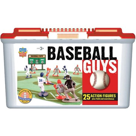 Action Sports Baseball - Baseball Guys Sports Action Figures Game