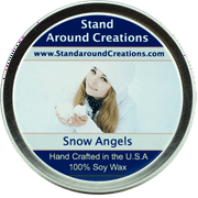 SNOW ANGELS TIN 6-OZ.