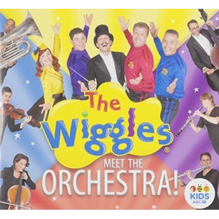 Wiggles Meet the Orchestra (CD)