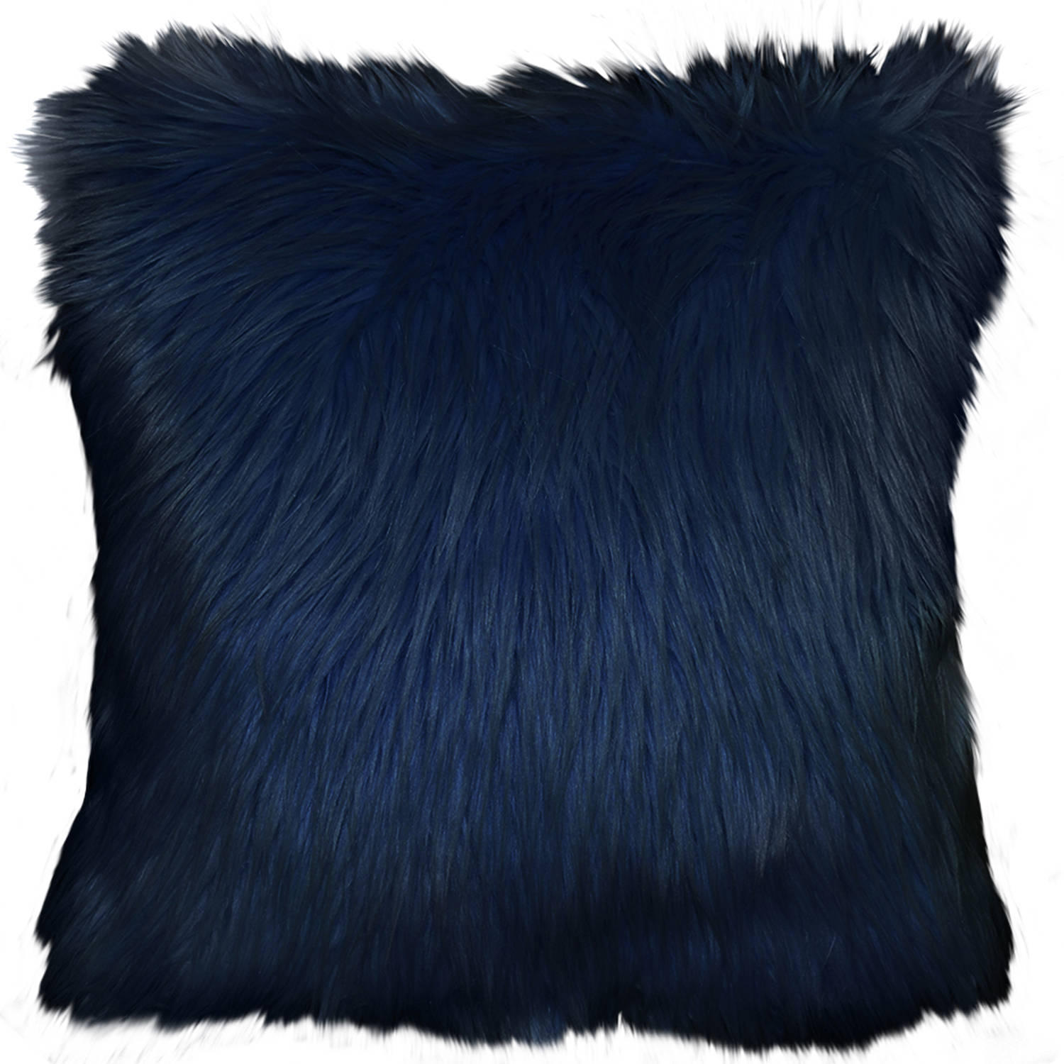 Bed chair pillow walmart - Better Homes And Gardens 16 X 16 Faux Fur Decorative Pillow Walmart Com