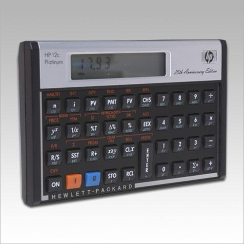 hp 12c financial calculator platinum edition walmart com rh walmart com hp 12c platinum financial calculator user's guide pdf hp 12c platinum financial calculator user's guide