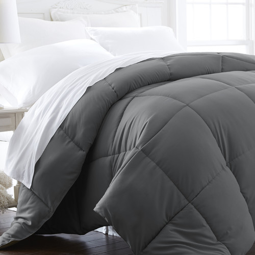 IEnjoy Home Becky Cameron Plush All Season Down Alternative Comforter