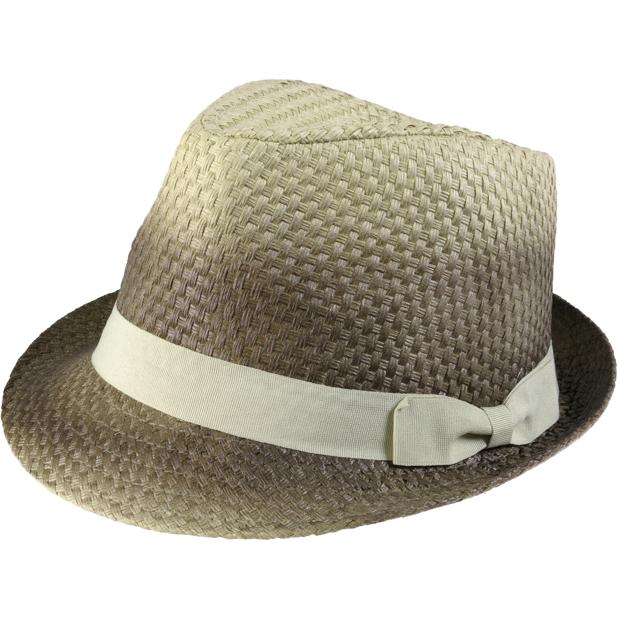 Brinley Co Womens Basketweave Bow Accent