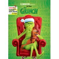 Illumination Presents: Dr. Seuss' The Grinch (DVD)