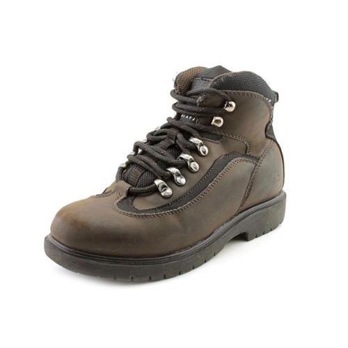 Deer Stags Buster Youth US 4 Brown Hiking Boot by