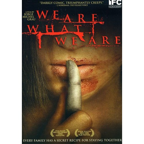 We Are What We Are (Spanish) (Widescreen)