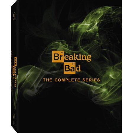 Breaking Bad  The Complete Series  Blu Ray