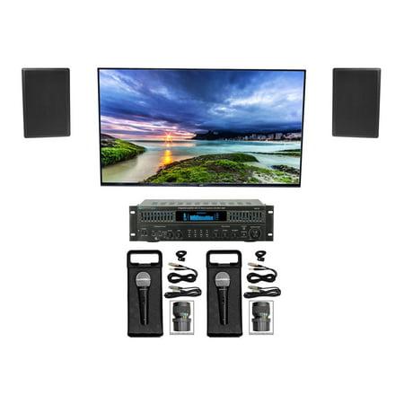 Technical Pro Home Karaoke Machine System+(2) 5.25