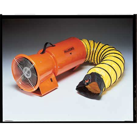 Allegro 9514 06 Conf  Sp Fan  Axial Expl Proof  25 Ft Duct