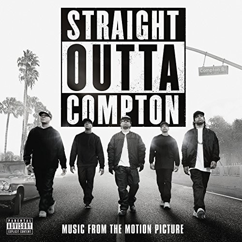 Straight Outta Compton Soundtrack (explicit)