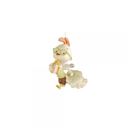 Lenox Chicken Little's Big Christmas Surprise Ornament ()