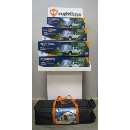 Rightline Gear 200P91 Point Of Purchase Display  Tent Display Stand; 3-Shelved; Floor Stand; With Rightline Gear Logo Header Board - image 1 of 1