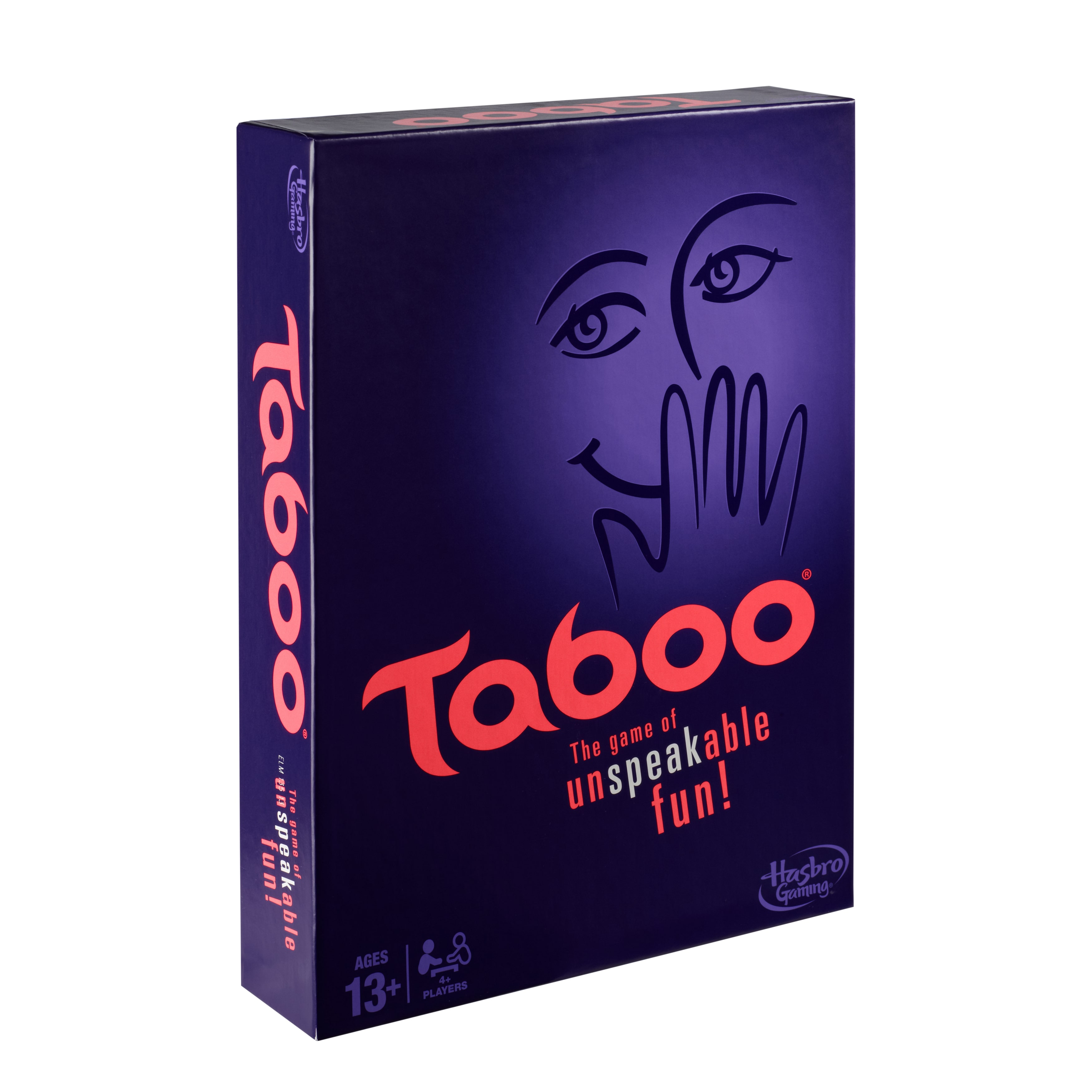 Hasbro Taboo Reinvention by Overstock