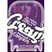 Cream: Farewell Concert by