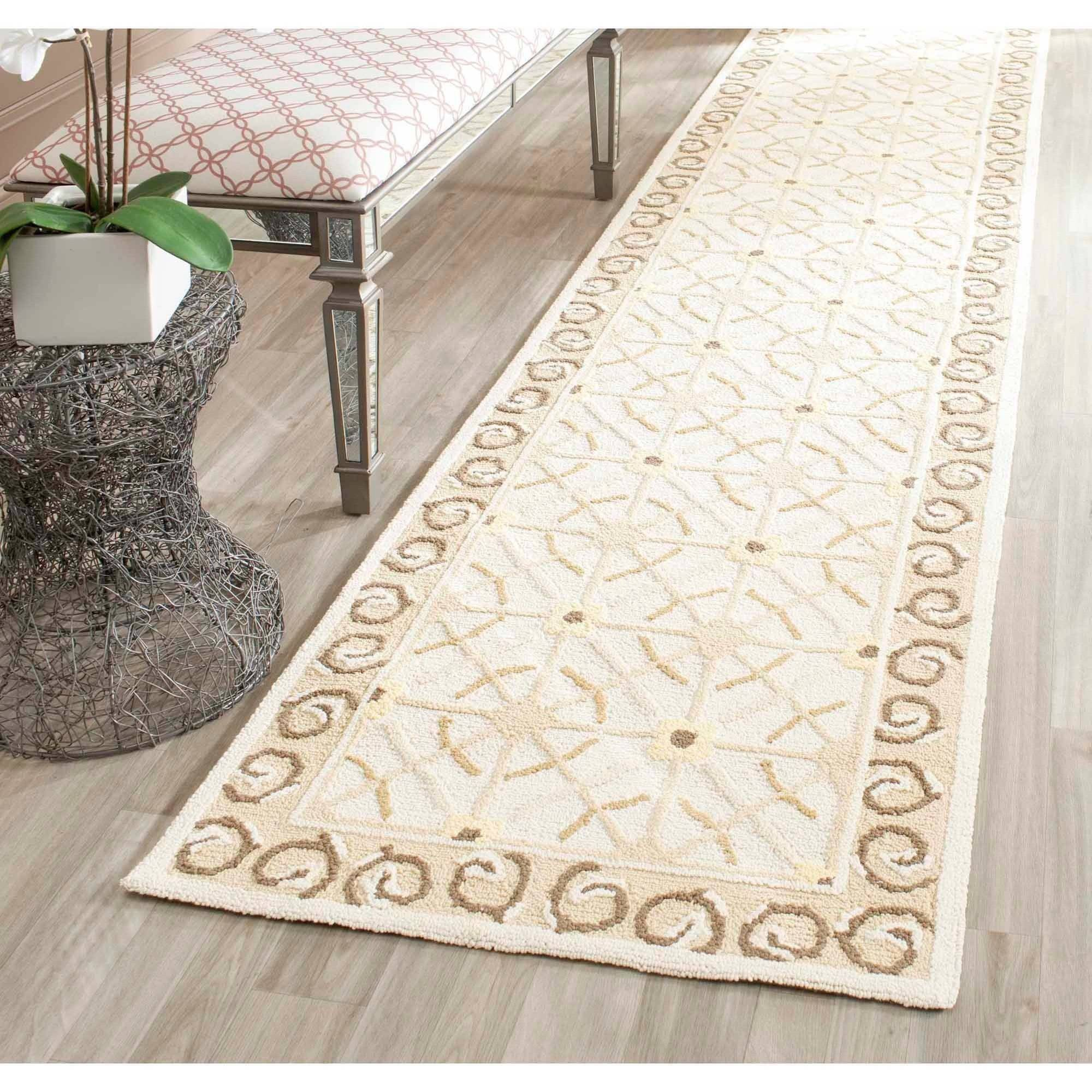 Safavieh Newport Averill Hand Hooked Cotton Runner Rug