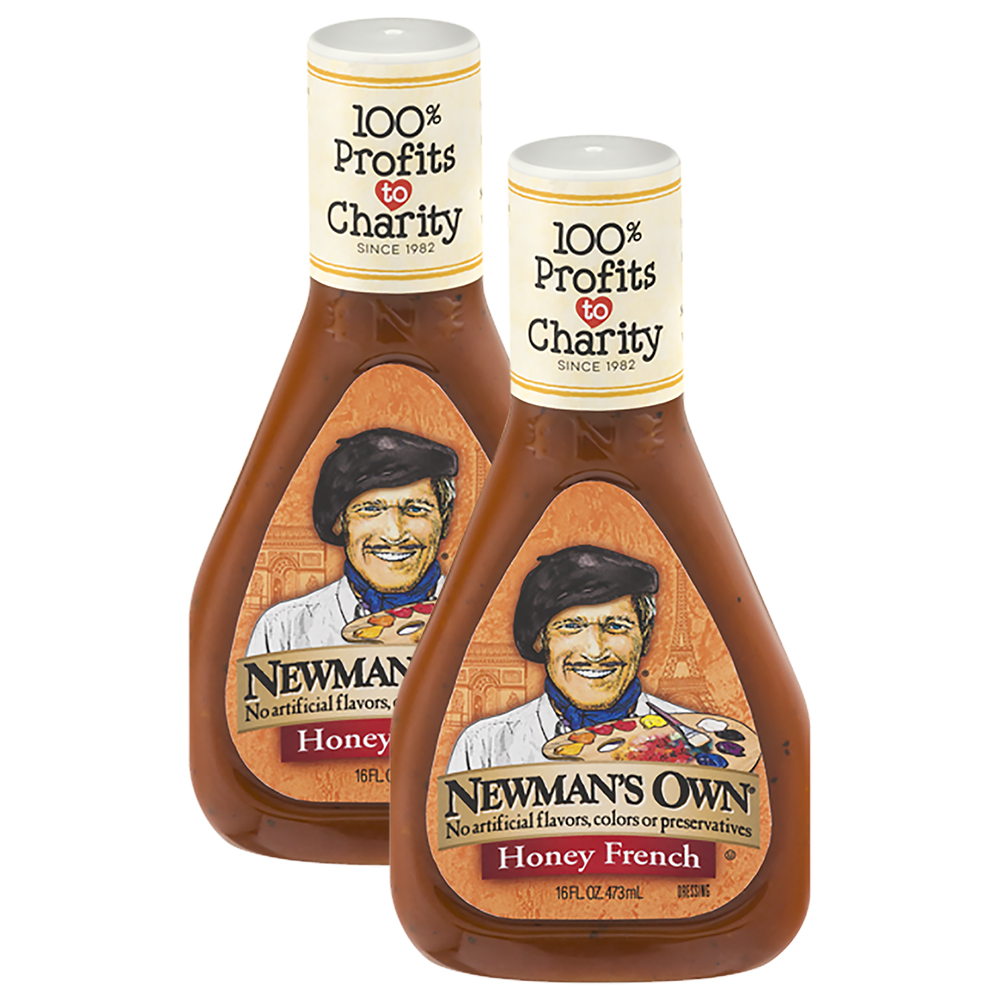 Newman's Own Honey French Dressing, 16 fl oz