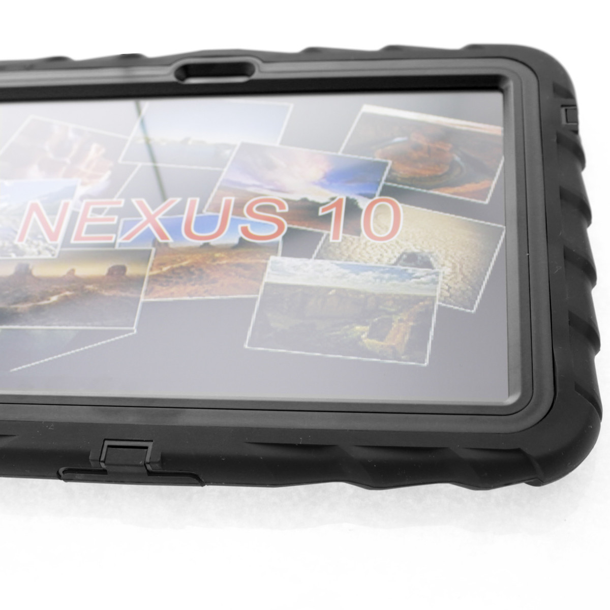 Gumdrop Cases Droptech For Google Nexus 10 Rugged Tablet Case Shock Absorbing Cover P8110 Com