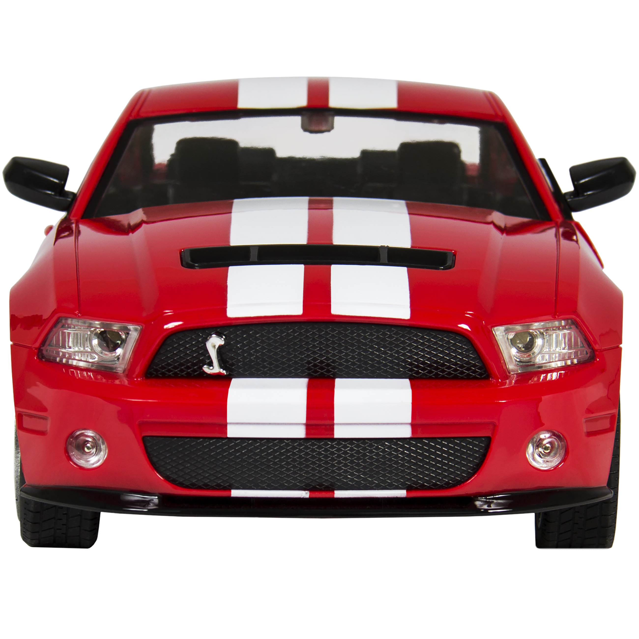 Bcp 1 14 rc ford mustang shelby gt500 gravity sensor remote control car red walmart com