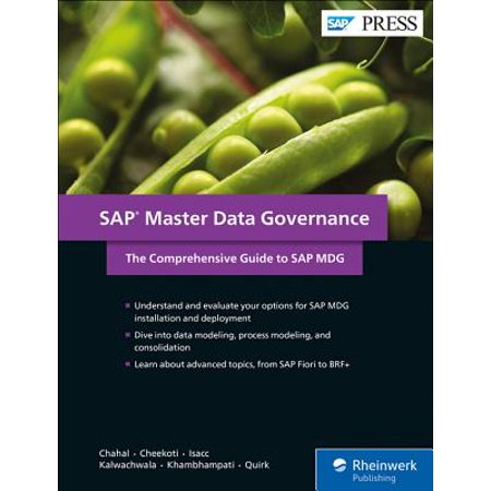 Sap Project System (SAP Master Data Governance : The Comprehensive Guide to SAP Mdg )
