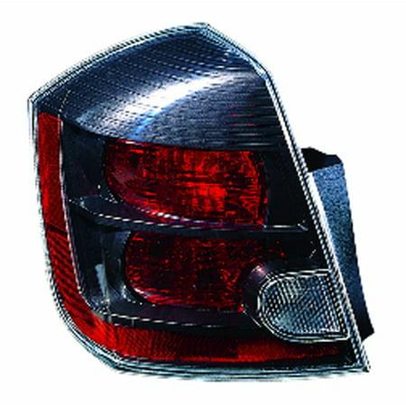 2007-2009 Nissan Sentra Driver Side Left Tail Lamp embly 26555ET80C on