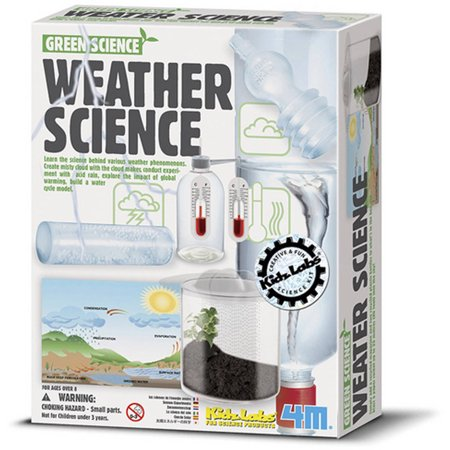 4M KidsLabs Weather Science Science Kit](Science 4 Kids)