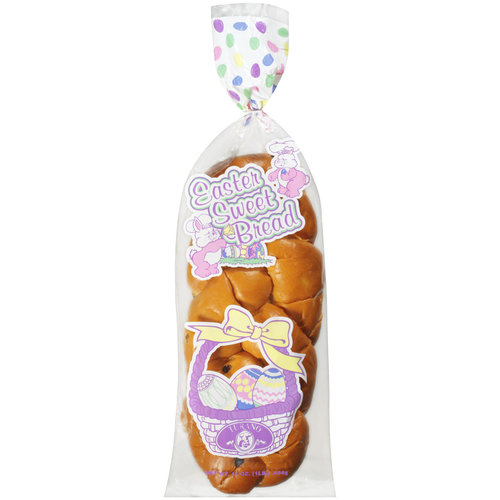 Turano Easter Sweet Bread, 16 oz