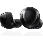 Urbanx Street Buds Plus True Wireless Earbud Headphones For Samsung Galaxy A11 - Wireless Earbuds w/Active Noise Cancelling - BLACK (US Version with Warranty)