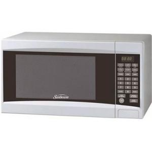 Sunbeam 700W Digital Microwave Oven, White
