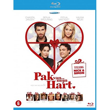 Gift from the Heart ( Pak Van Mijn Hart ) [ Blu-Ray, Reg.A/B/C Import - Netherlands ]](Vans Gifts)