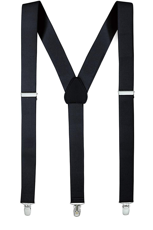 Train Suspenders 1.5 Inch Wide Construction Clip