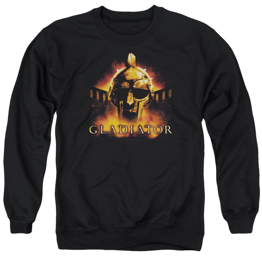Gladiator Historical Drama Ancient Rome Movie My Name Is Adult Crew Sweatshirt