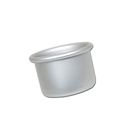 "Fat Daddio's Round Cake Pan, 4"" x 3"" - image 1 of 1"