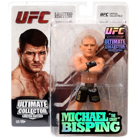 Michael Bisping Action Figure Limited Edition UFC - Halloween Michael Myers Figure