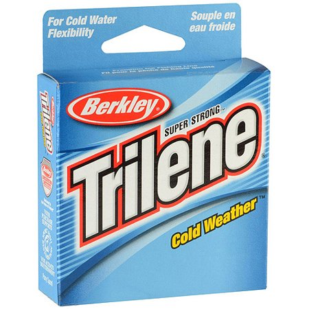 Berkley Trilene Cold Weather Monofilament Cold Weather Clothing Tips